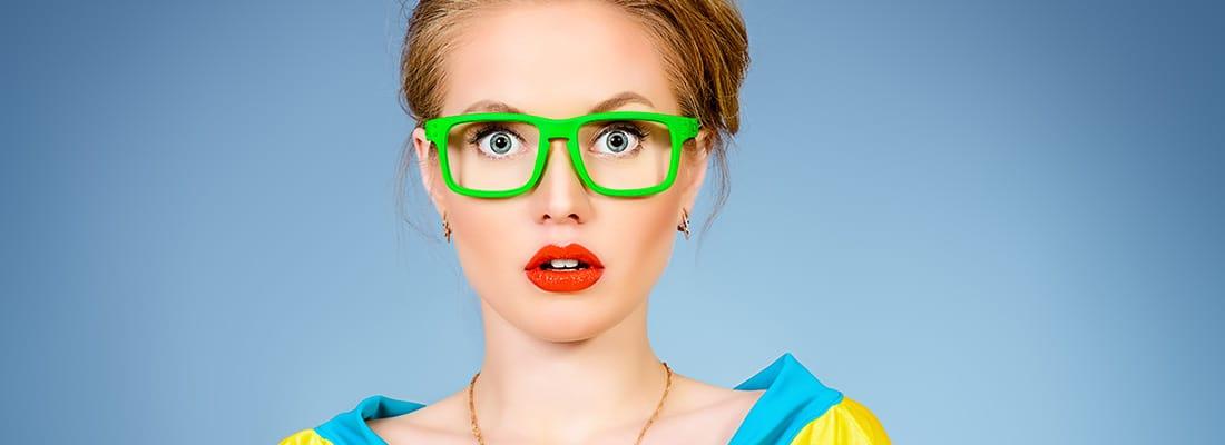 DMarques de lunettes de vue pour des petits visages