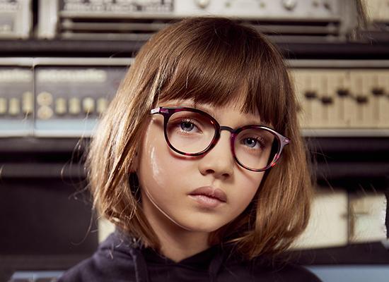 comment faire porter des lunettes a un enfant
