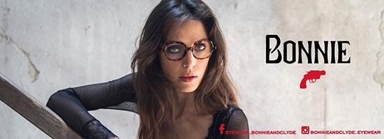 lunettes roussihle bonnie & clyde, origine france garantie