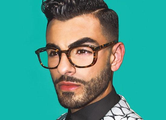 Et si vos lunettes etaient un quartier de Los Angles ?