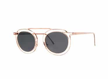 Modele de lunettes potentially de chez Thierry Lasry