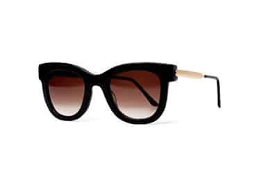 Modele de lunettes Sexxxy black gold Thierry Lasry