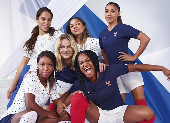 10 lunettes pour soutenir l'equipe de france de foot feminin