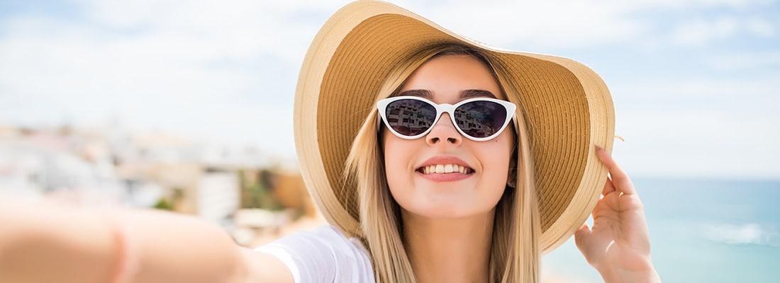 Reussir ses selfies quand on porte des lunettes
