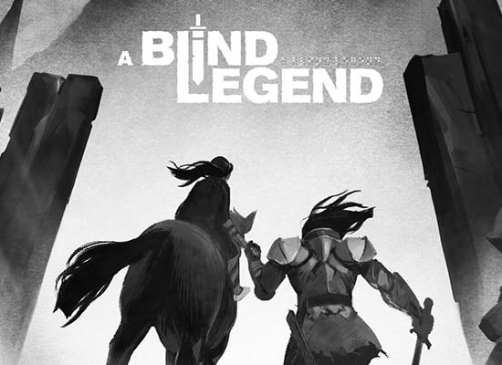 Blind légend, une application qui permet aux malvoyants et aux voyants de jouer enligne ensemble