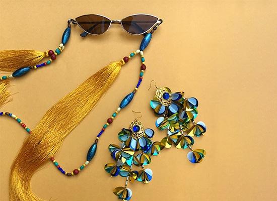 Les chaines de lunettes Klungsee, un concentré de bonne humeur