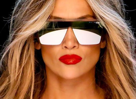 Lunettes Jennifer Lopez chez Quay Australia