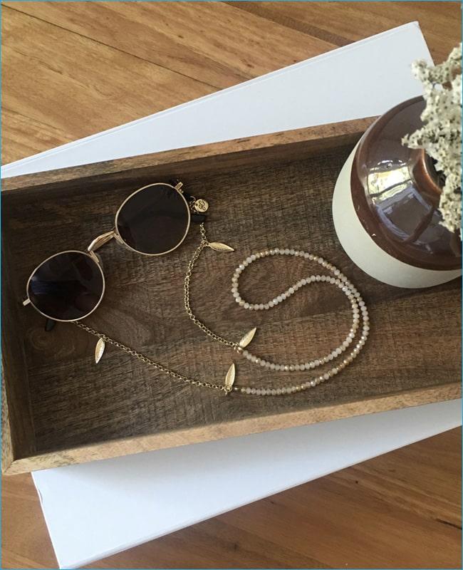 Sunny Cords, la marque de chaines de lunettes