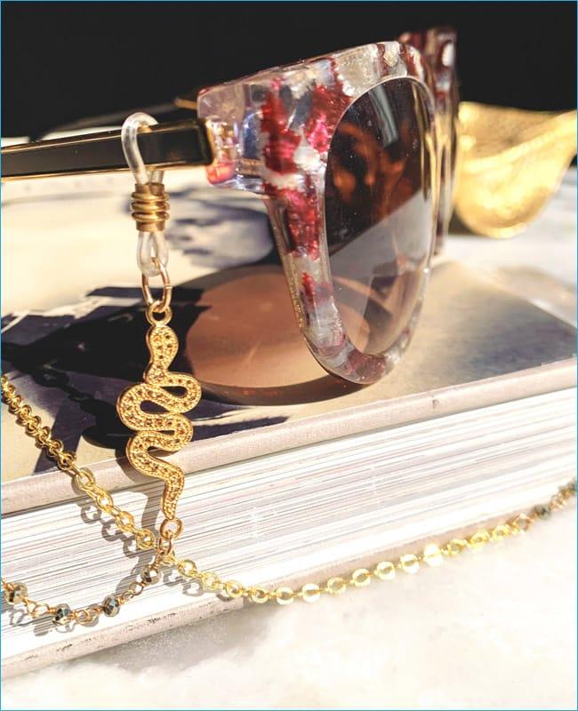 Chainettes pour lunettes Zoi