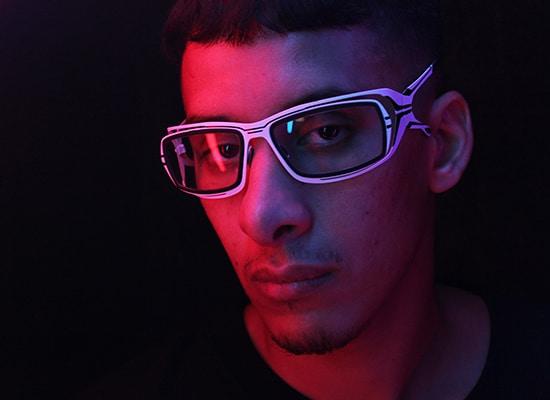 La 3D est une technologie incroyable à laquelle nous croyons beaucoup et qui offre la liberté de créer pratiquement tout ce qui nous passe par la têtecomme lunettes hors normes