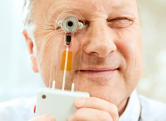 Bruno Berge, fondateur des lunettes Laclaré