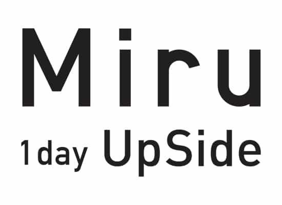 Logo lentilles optiques Miru
