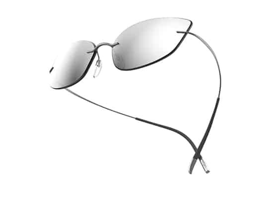 Modele de lunettes pour aller dans l'espace chez Silhouette