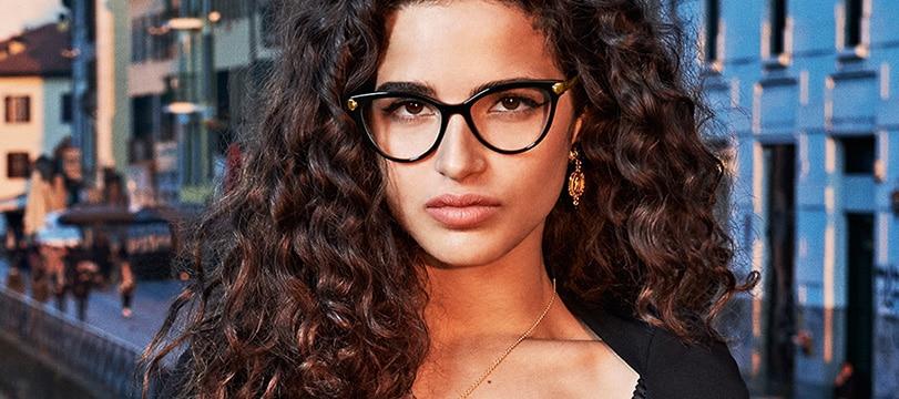 © lunettes Dolce & Gabbana