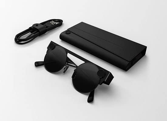 Spectacle 3, les lunettes de snapshat 01
