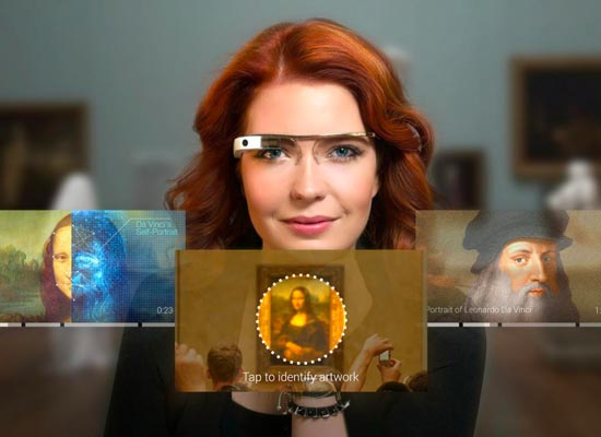 lunettes du futur - google glass 1