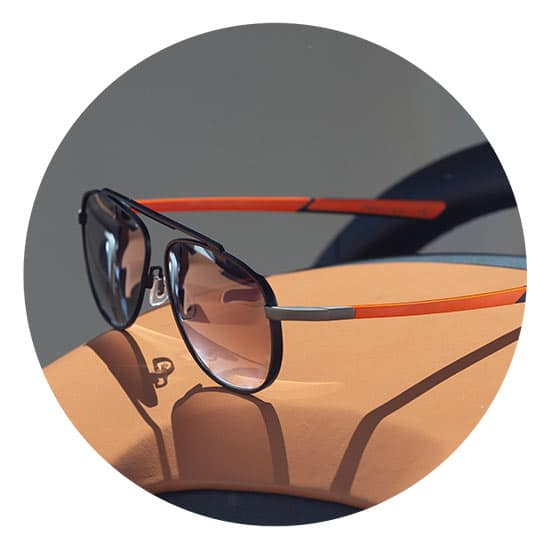 lunettes digitales mclaren - lamy 1
