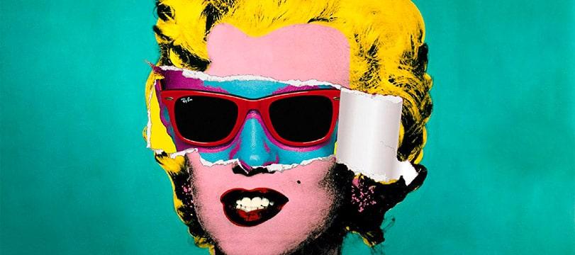 © RayBan-Warhol