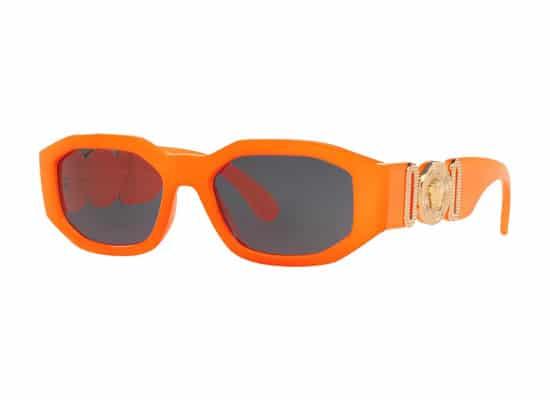 Lexique des matériaux en lunetterie - versace