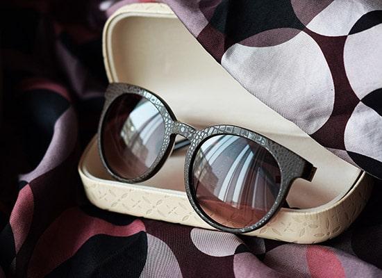 lunettes de luxe - carre