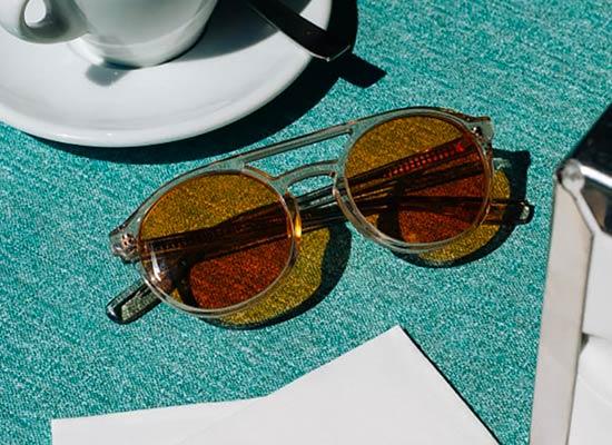des lunettes qui veulent changer le monde - tens sunglasses carre