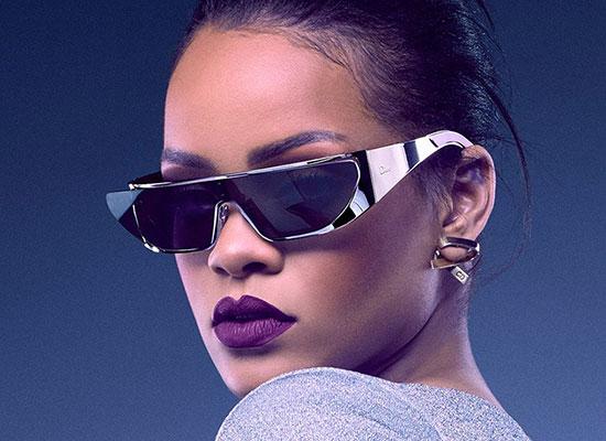 lunettes hip hop rihanna carre