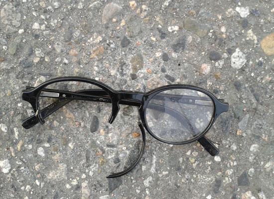 mes lunettes sont cassées photo 3
