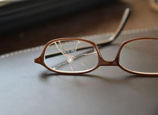 mes lunettes sont cassées photo 1