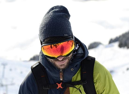 masque de ski Demetz