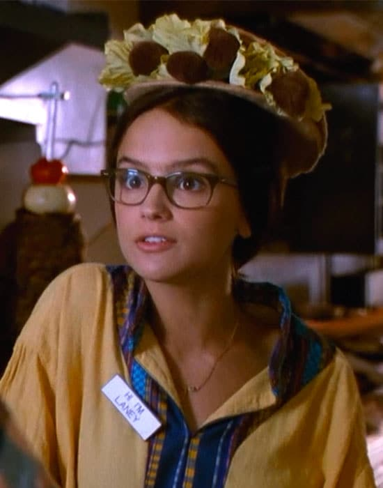 je suis belle sans mes lunettes Rachel Leigh, Cook in shes all that