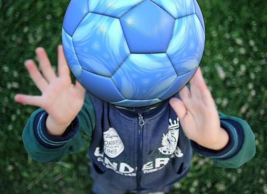 lunettes sport enfants football