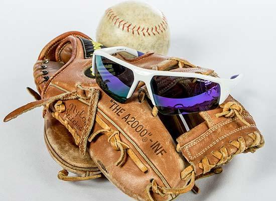 lunettes sport enfants baseball