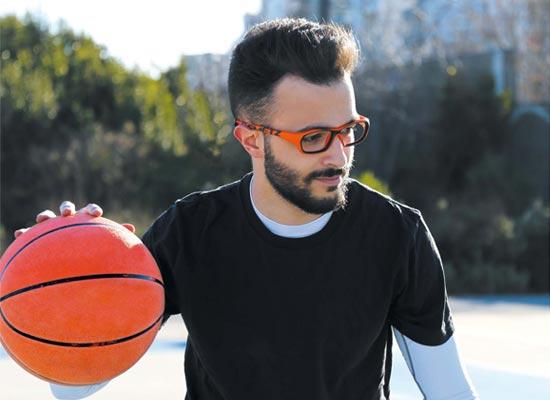 quelles lunettes pour quel sport le basket