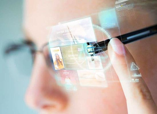 lunettes du futur part 2 smart glasses old