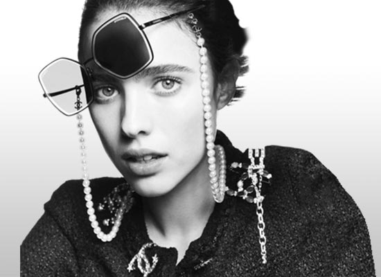 Margaret Qualley egerie chanel eyewear