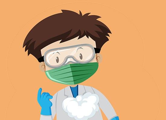 Coronavirus protection lunettes header