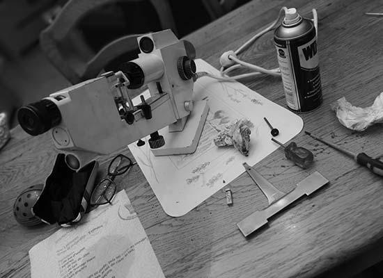 Frontofocomètre Oeil de l'Odon Opticiens ecologiques EYESEEmag