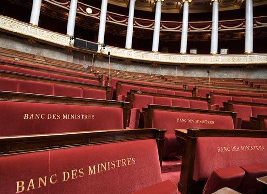 Hommes politiques et lunettes - Assemblee nationale