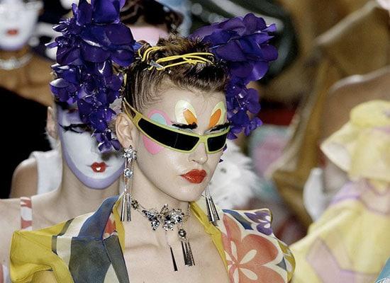 lunettes-bandeau-defile-dior-2003-par galliano