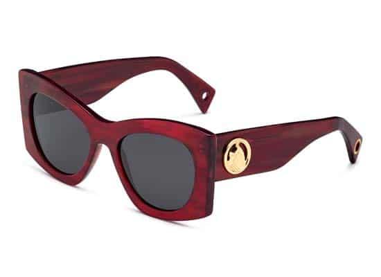Actualités-janvier-2021-Lanvin-lunette-rouge