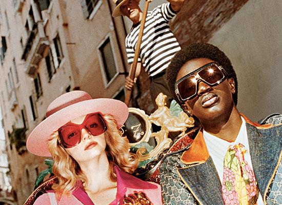 les-formes-de-lunettes-dans-le-viseur-de-la-tendance-lunettes-solaire-couple-gucci