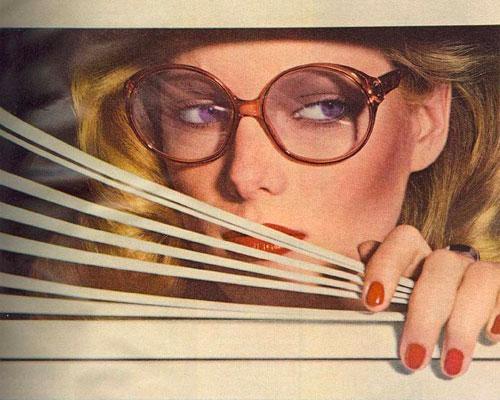 Nos conseils pour investir dans des lunettes vintage -dior